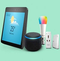 Get Upto 50% Off on Amazon Alexa Smart Home Bundles Devices
