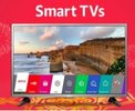 Smart TV - Upto 50% off