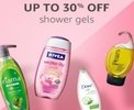 Shower Gel - Upto 30% off