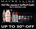 Maybelline New York - Upto 30% off