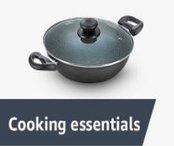 Cooking Essentials - Upto 70% off