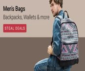 Bags & Wallets - Upto 55% off