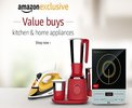 Kitchen Appliances - Upto 60% off