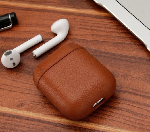 Upto 49% off - Leather Apple Earpod Case