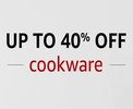 Cookware - Upto 40% off