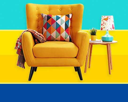 Grab Up to 80% Off on Flipkart Home & Furniture Sale.