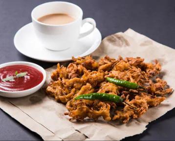 Chai & Snacks Offer - Grab Flat 10% Cashback