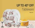 Dinner Sets - Upto 40% off