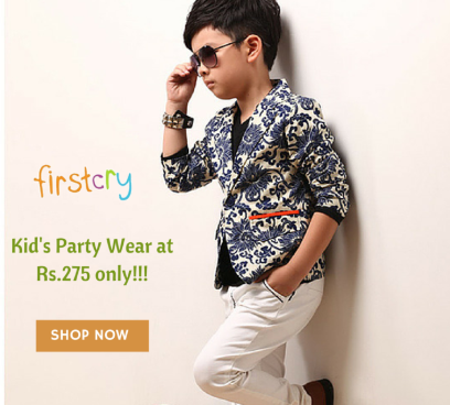 Fashion – Flat 50% Off On Party Wear Range