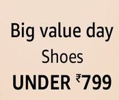Shoes - Under Rs 799 only