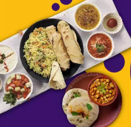 Faasos Lunch Offer - Flat Rs.100 Off