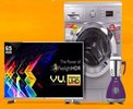Upto 40% off on Appliances