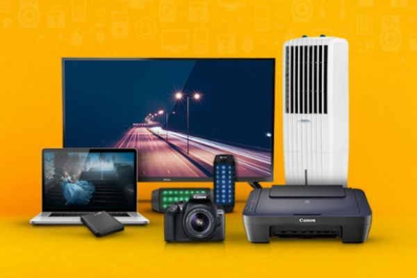 Electronics – Upto 50% + Extra 10% Off On Camera, Printer, Home Audio/Video, Accessories & More