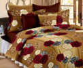 Premium Cotton Double Bedsheets below 699