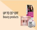 Beauty Products - Upto 35% off
