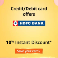 Apply for an instant HDFC Bank Credit Card