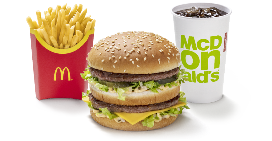 Flat 20% Cashback at McDonald's