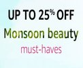 Monsoon Beauty - Upto 25% off