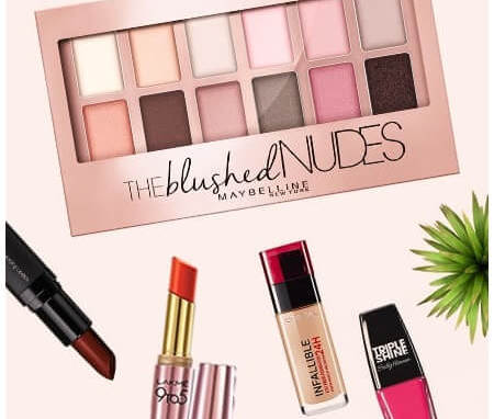 Up to 70% off | Makeup, premium beauty & perfumes