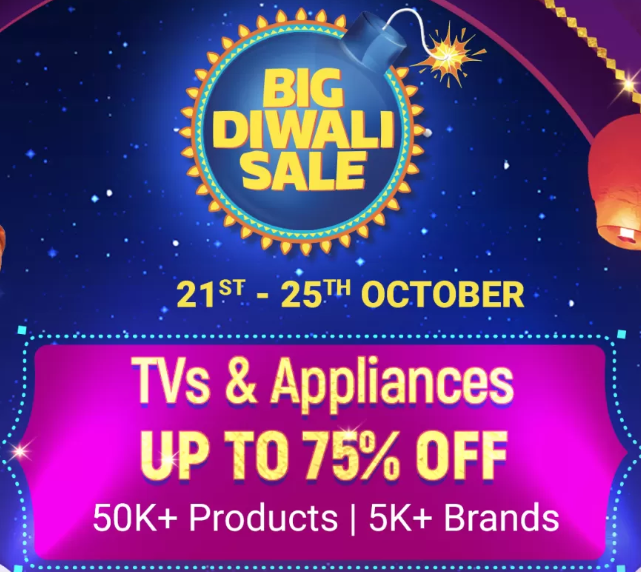 Tv and Appliances Sale - Upto 75% off