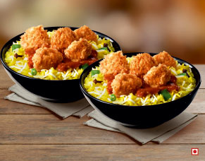 Popcorn Rice Combo at Rs 219