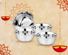 Upto 50% Off on Stainless Steel