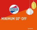 American Tourister - Upto 50% off