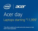 Acer Laptops - Upto 30% off