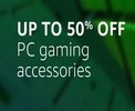 Gaming & Accessories - Upto 50% off