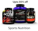 Sports Supplements - Upto 55% off