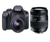 Canon 1300D DSLR with lens - Flat 20% off