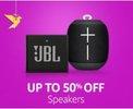 Speakers - Upto  50% off